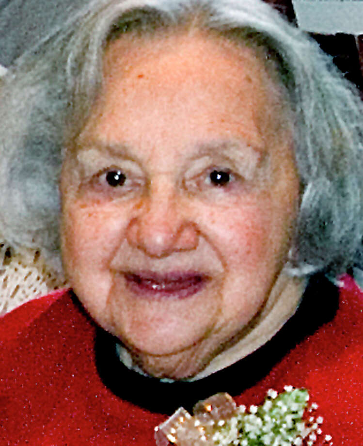 Jennie Bilancio Immordino, 93, of Kent, formerly of Lawrenceville, N.J., died June 1, 2012 Photo: Contributed Photo