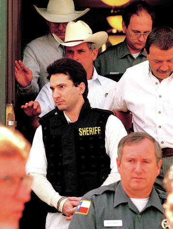 In april, 1999 Lawrence Russell Brewer appeared in the Jasper County Courthouse seeking a change of venue in his capital murder trial for the dragging death of James Byrd Jr. Enterprise file photo Photo: Ron Jaap, BE Staff / Beaumont Enterprise