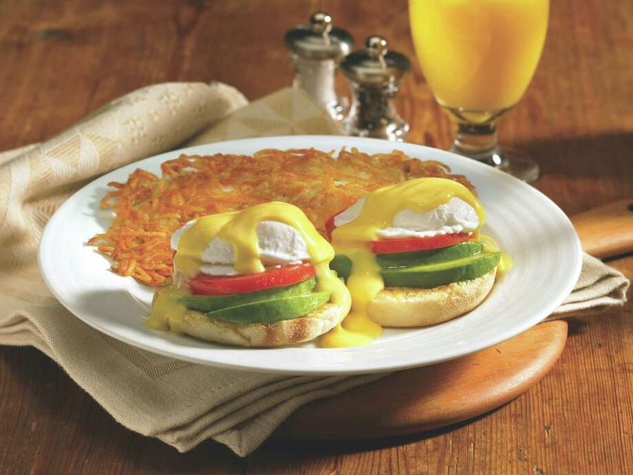 "Marie Callender's is offering a $5.99 or less breakfast from 7 a.m. to 11 a.m. Monday-Saturday. Any item on the breakfast menu is available, which includes dishes such as the California Eggs Benedict, ""Oh My"" omelet, buttermilk pancake stack and more. Photo: Courtesy"
