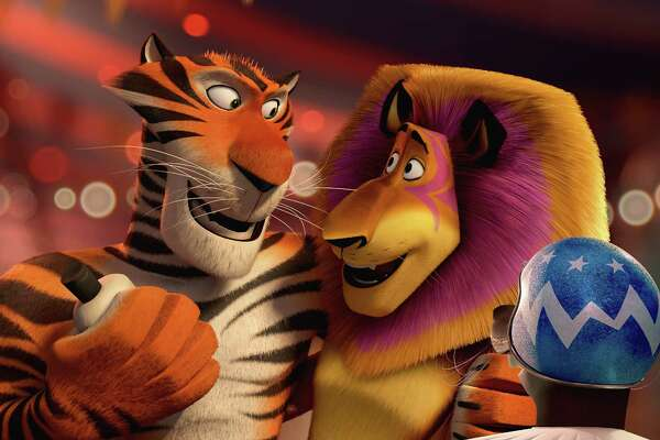 Madagascar 3 Goes Off Track In Europe Houstonchronicle Com