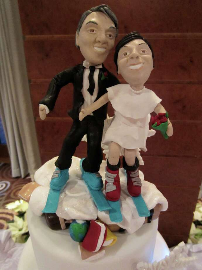 cake topper! from schmish Photo: Flickr Creative Commons License