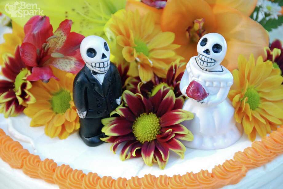 Skeleton Wedding Cake from BenSpark Photo: Flickr Creative Commons License