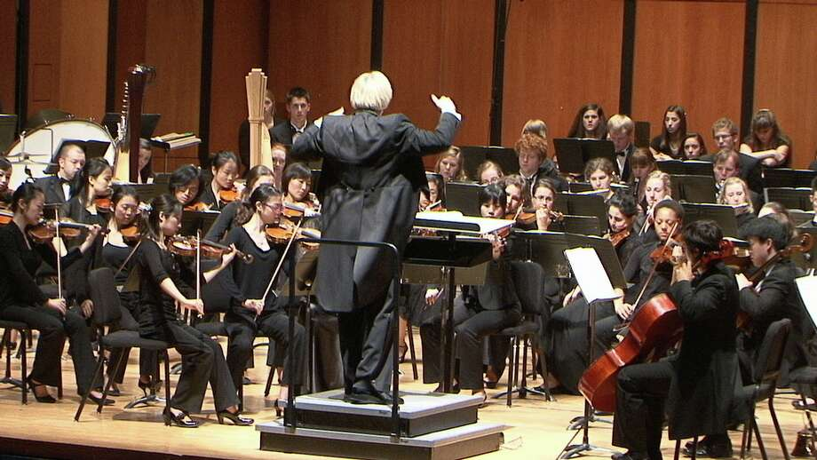 In 2011, Houston maestro Franz Anton Krager conducted the Texas Music Festival Orchestra. He will conduct its Saturday concert as well. Photo: Courtesy Texas Music Festival