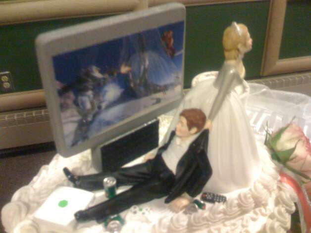 Wedding Cake Topper from EDubya Photo: Flickr Creative Commons License