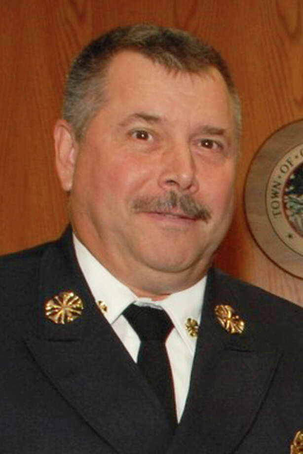 Fire Chief Peter Siecienski. Photo: Contributed Photo, ST / Greenwich Time Contributed
