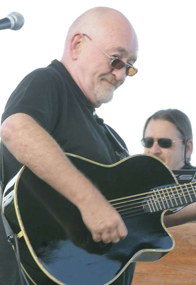 Dave Mason of Traffic kicks off the 2012 season of Alive at Five at the Corning Preserve on June 7, 2012 in Albany, N.Y.  (Lori Van Buren / Times Union) Photo: Lori Van Buren