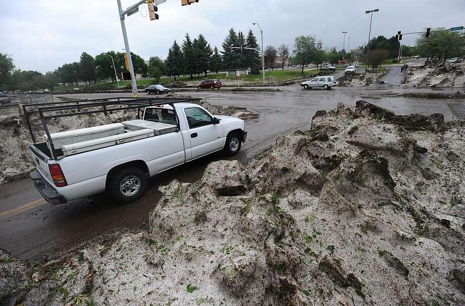 Annual vehicle operating cost: $589 Photo: Christian Murdock, Associated Press