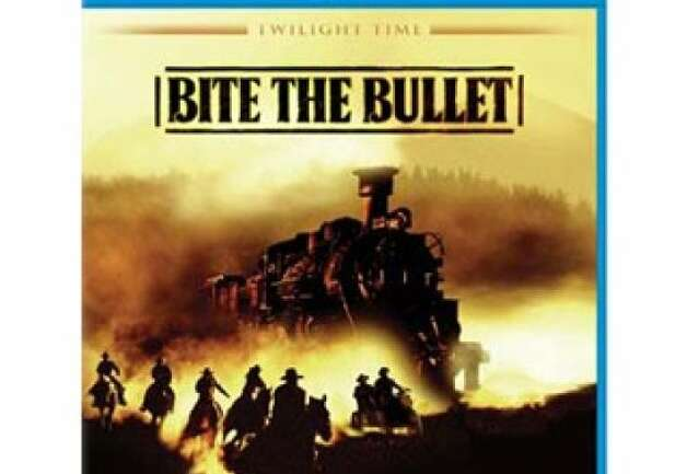 dvd cover BITE THE BULLET Photo: Twilight Time, Amazon.com