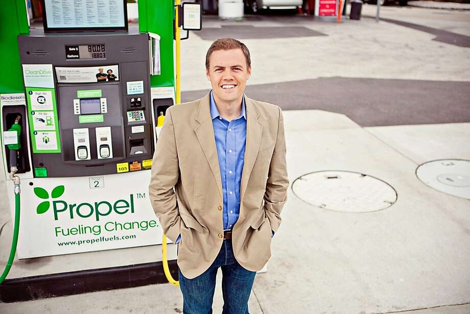 Matt Horton, CEO of Propel. Photo: Propel, Inc.