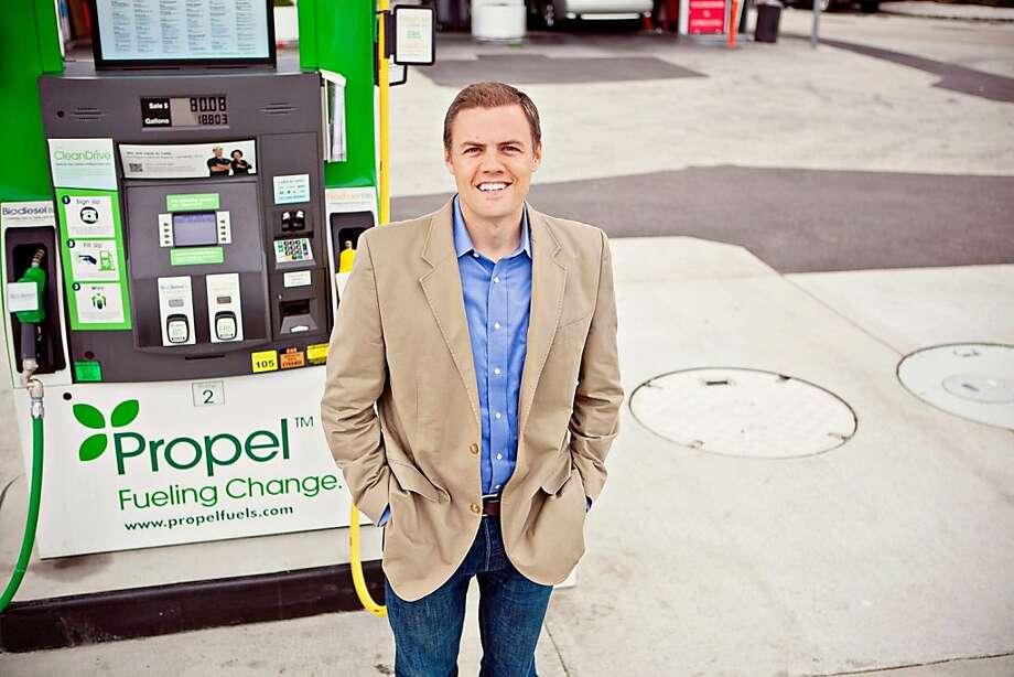 Matt Horton, CEO of Propel. Photo: Propel, Inc.