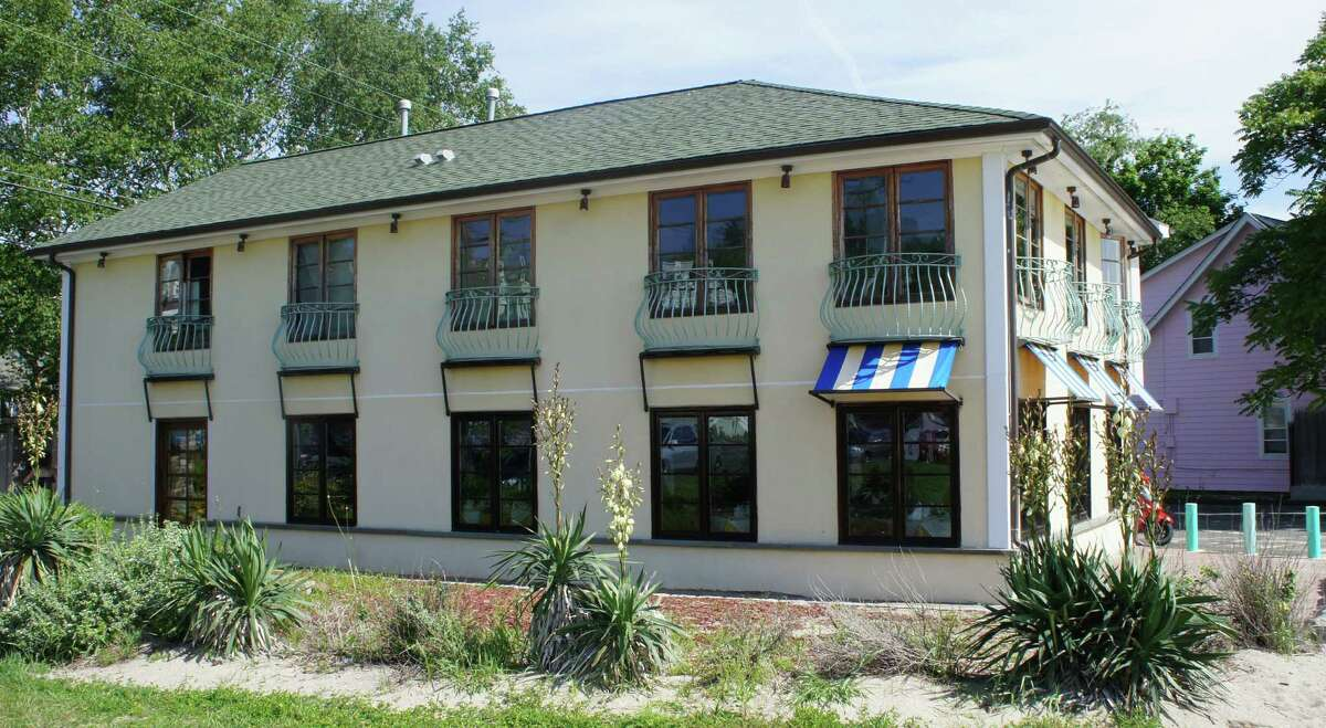 Positano's Ristorante on Hillspoint Road is seeking permission from Westport zoning officials to use an outdoor patio for dining.