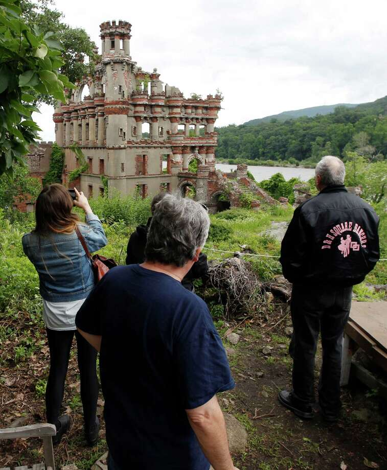 Click through the slideshow for our list of great day-trip destinations from the Capital Region.  A 30-minute boat ride across the Hudson River will take you to Bannerman Castle on Pollepel Island. A guide will give you a walking tour of the island and the castle's gardens but unfortunately due to safety issues, touring the castle ruins is not permitted. Book a tour through their website. Photo: Mike Groll, AP / AP