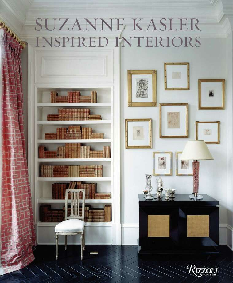 "Interior design personality Suzanne Kasler speaks and signs her book ""Inspired Interiors"" at the Bunch & Shoemaker showroom, Suite 152 at the Houston Design Center, at 11 a.m. Tuesday. Photo: Suzanne Kasler Interiors"