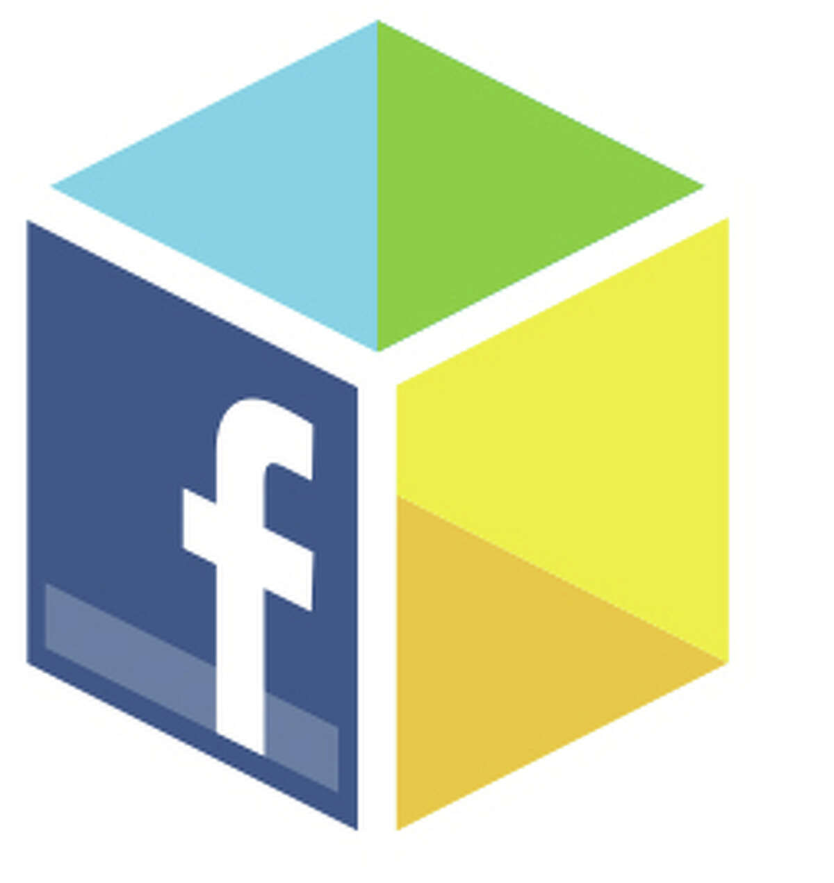 This undated handout product image provided by Facebook shows the company's logo for its new App Center. On Thursday, June 7, 2012, Facebook is beginning to roll out its App Center to its nearly 1 billion users, so they can find games and other applications with a social component more easily. The App Center will initially feature about 500 Facebook apps, mostly games, that the company has reviewed to meet its quality standards. (AP Photo/Facebook)