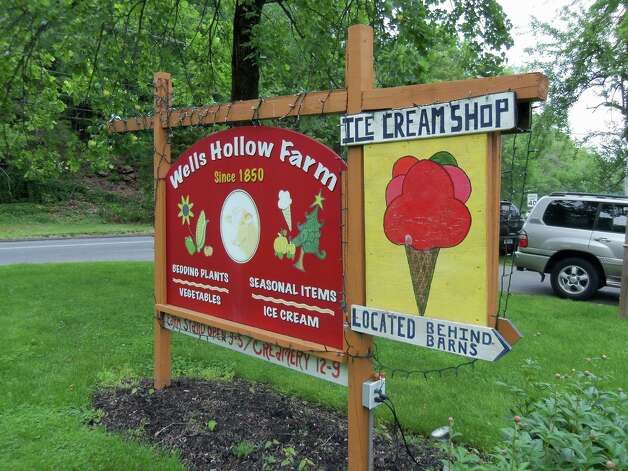 The Wells Hollow Farm in Shelton, Conn. has been in the same Huntington family for generations. Photo: John Burgeson / Connecticut Post