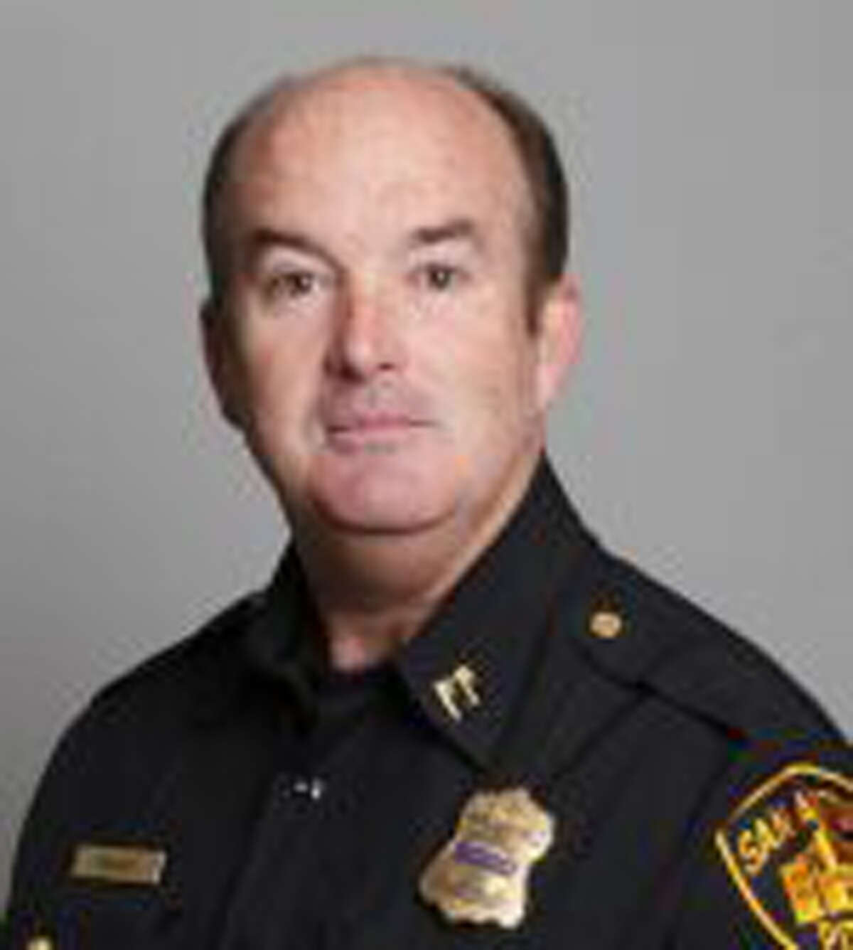 Deputy Chief Joseph MacKay, who was just officially appointed to the position overseeing the investigations division of SAPD. Courtesy photo