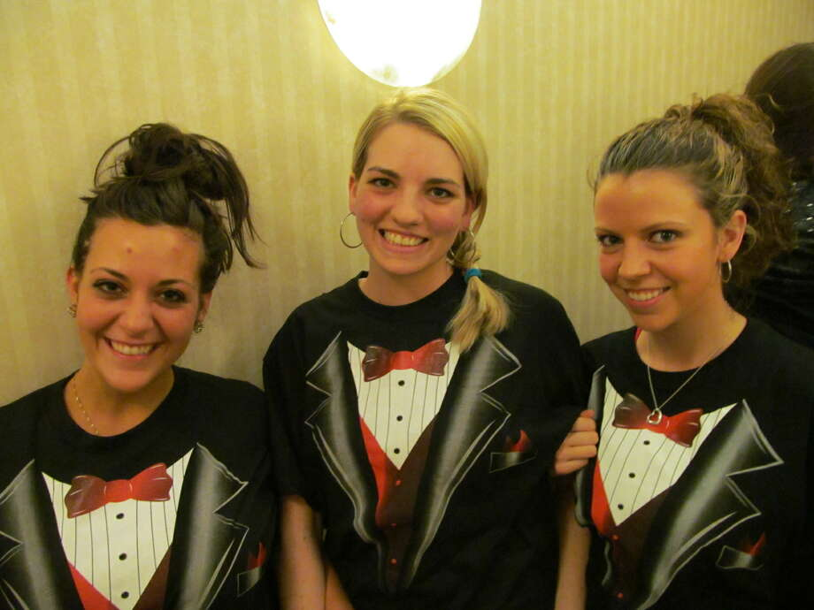 Were you Seen at Bridal Wars at the Holiday Inn Express in Latham on Friday, June 8, 2012? Photo: Kristi Gustafson Barlette/Times Union