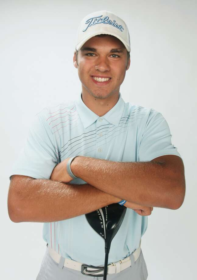 Boys golf player of the year: Jake Judkins. Juanito Garza / San Antonio Express-News