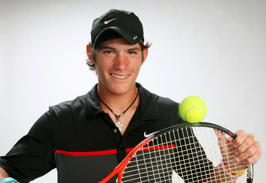 Tennis Player of the Year: Tito Moreiras. Juanito Garza / San Antonio Express-News