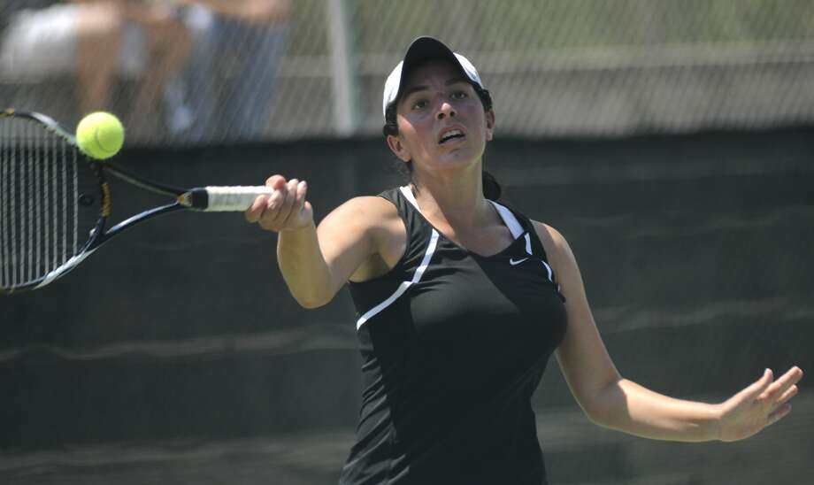 Girls tennis player of the year: Jarret Fisher. Billy Calzada / San Antonio Express-News