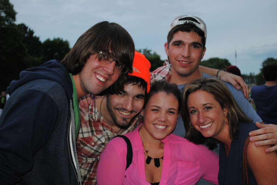Were you Seen at the Dave Matthews concert at SPAC on Friday, June 8th, 2012? Photo: Tim Eason