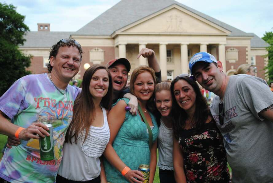 Were you Seen at the Dave Matthews concert at SPAC on Friday, June 8th, 2012?