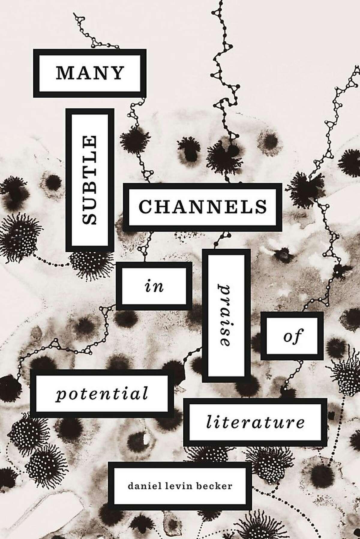 """Many Subtle Channels,"" by Daniel Levin Becker"