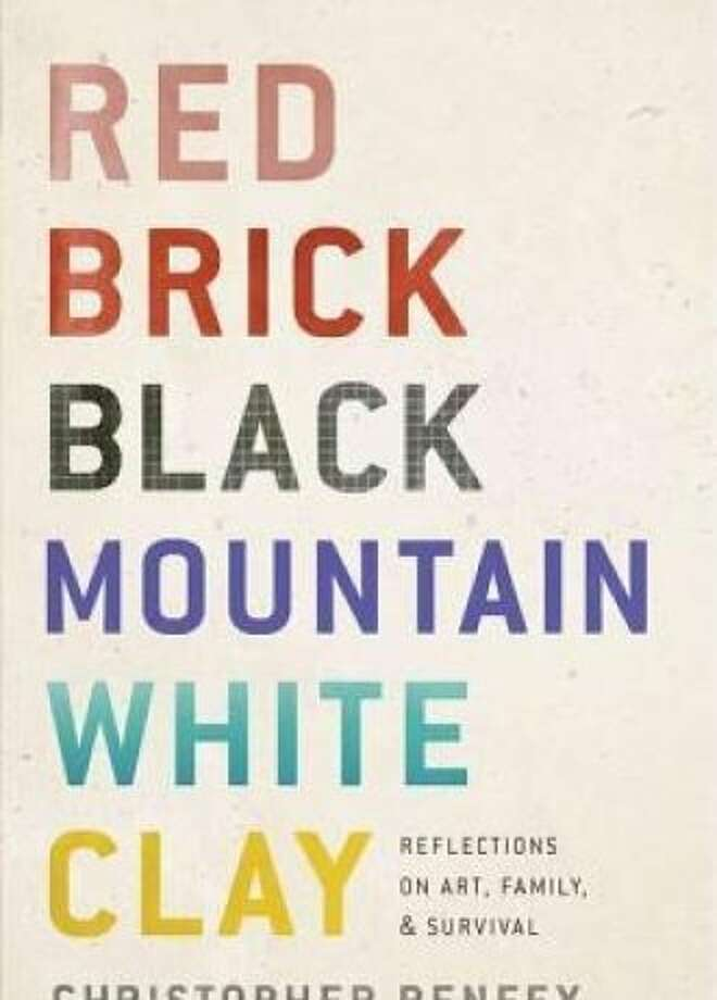 """Red Brick, Black Mountain, White Clay,"" by Christopher Benfey"
