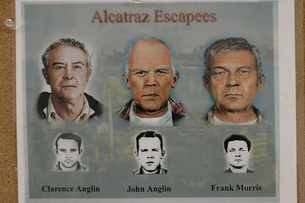Raft Escape From Alcatraz Alcatraz Escape Nears 50th