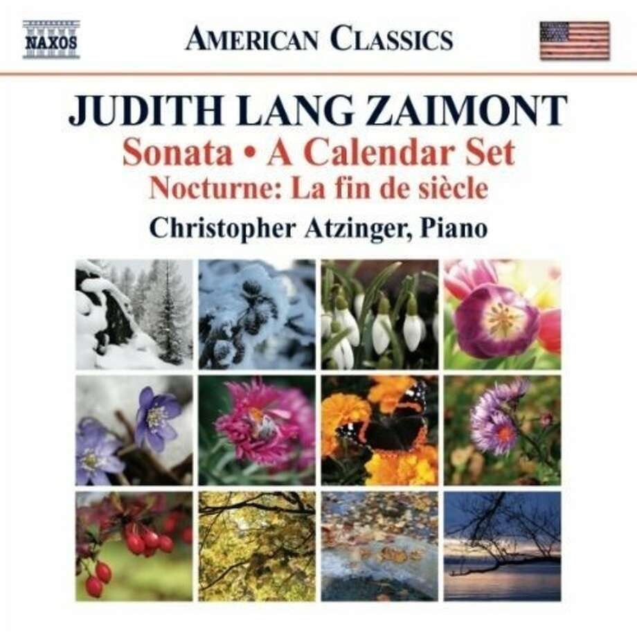 CD cover: Judith Lang Zaimont Photo: Naxos