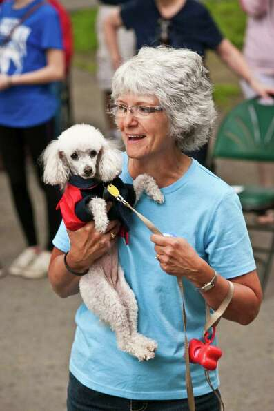 Were you seen at Paws in the park at Siena College in Loudonville on Saturday June 9th 2012