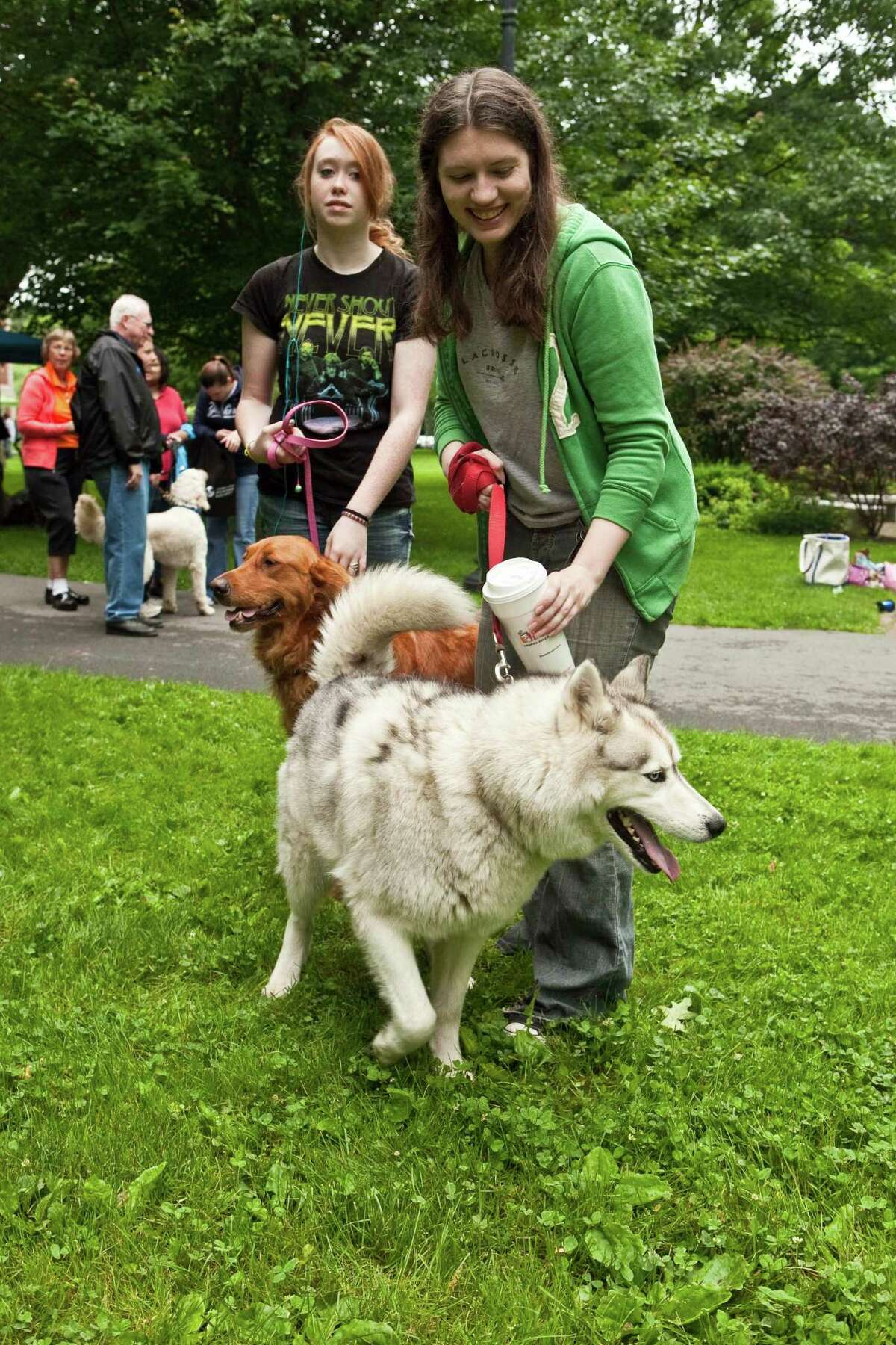 Were you seen at Paws in the Park at Siena College in Loudonville on Saturday June 9th 2012?
