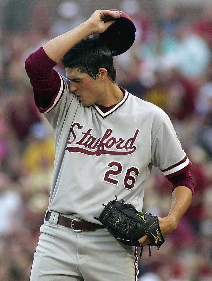 Mark Appel had his worst outing as a Cardinal. Photo: Phil Sears, Associated Press