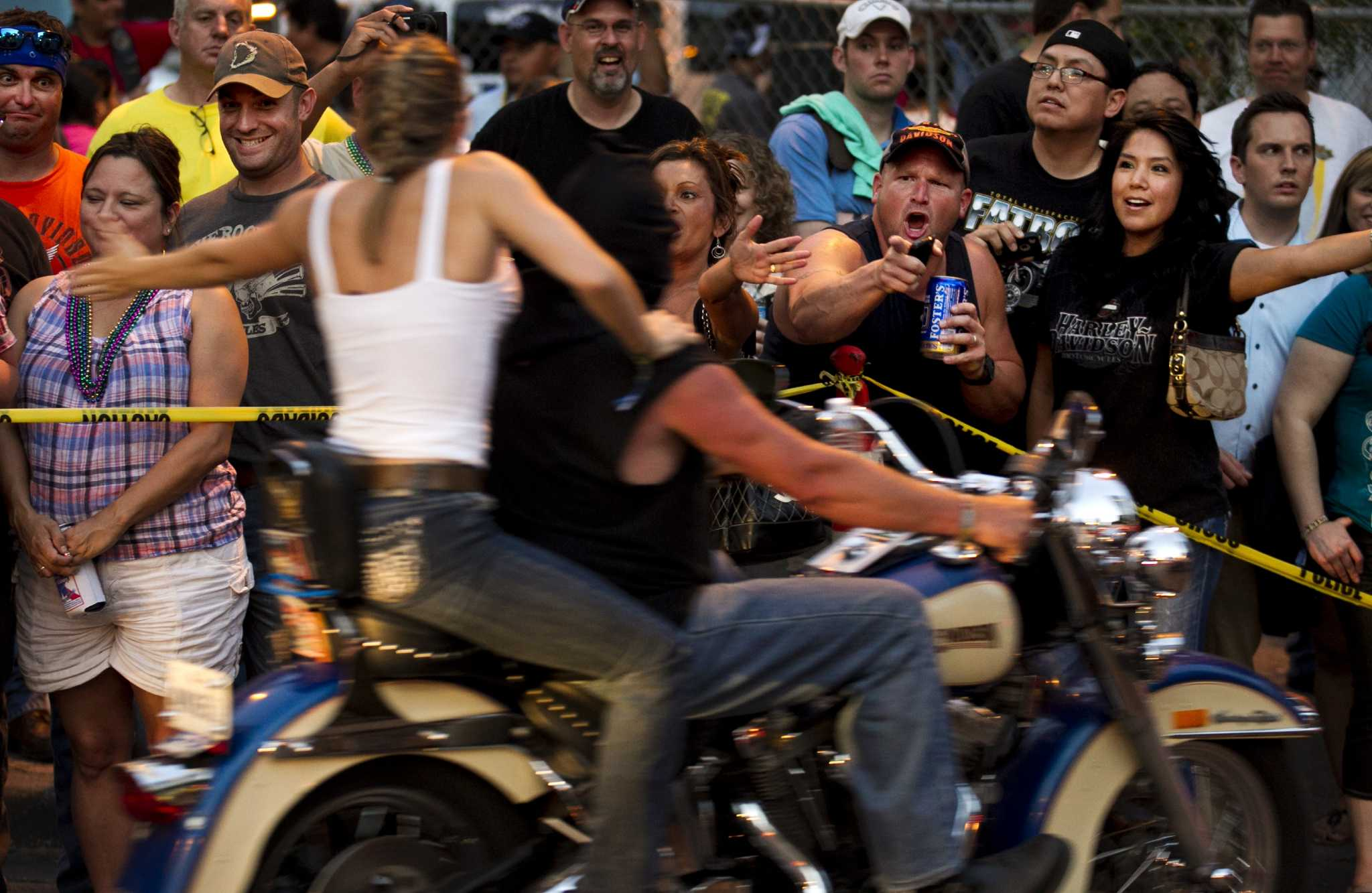 Austin Police To Have A Heavy Presence At Rot Rally Bringing 40 000 Bikers To Capital City San Antonio Express News