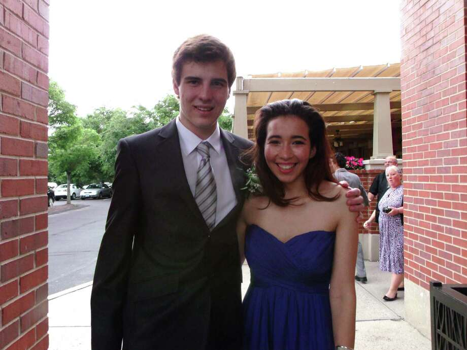 Were you seen at the Greenwich senior prom June 9, 2012? Photo: Todd Tracy / Greenwich Time