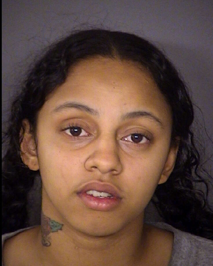 Marlisa Janel Bell, 22, is accused of stabbing her boyfriend in the chest after an argument escalated early Saturday. Photo: Courtesy Photo