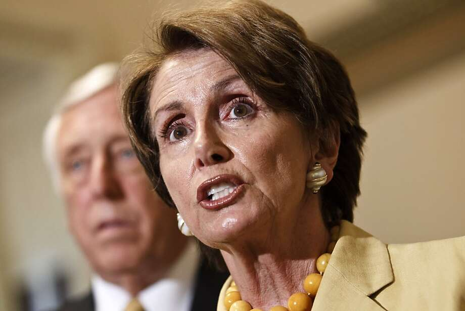 Nancy Pelosi had been hoping to gain six House seats in California. Photo: J. Scott Applewhite, Associated Press