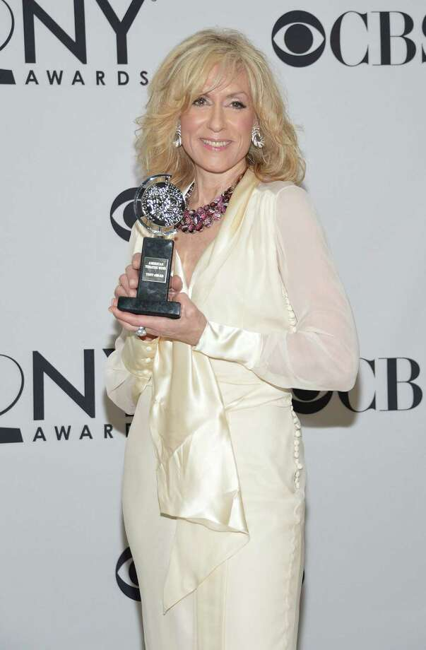 """NEW YORK, NY - JUNE 10:  Judith Light winner for Best Featured Play Actress for """"Other Desert Cities"""" poses in the press room at the 66th Annual Tony Awards at The Beacon Theatre on June 10, 2012 in New York City.  (Photo by Mike Coppola/Getty Images) Photo: Mike Coppola / 2012 Getty Images"""
