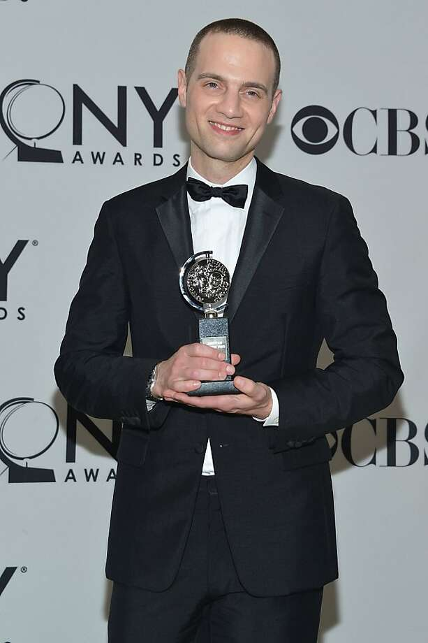 NEW YORK, NY - JUNE 10:  Jordan Roth poses in the press room at the 66th Annual Tony Awards at The Beacon Theatre on June 10, 2012 in New York City.  (Photo by Mike Coppola/Getty Images) Photo: Mike Coppola, Getty Images