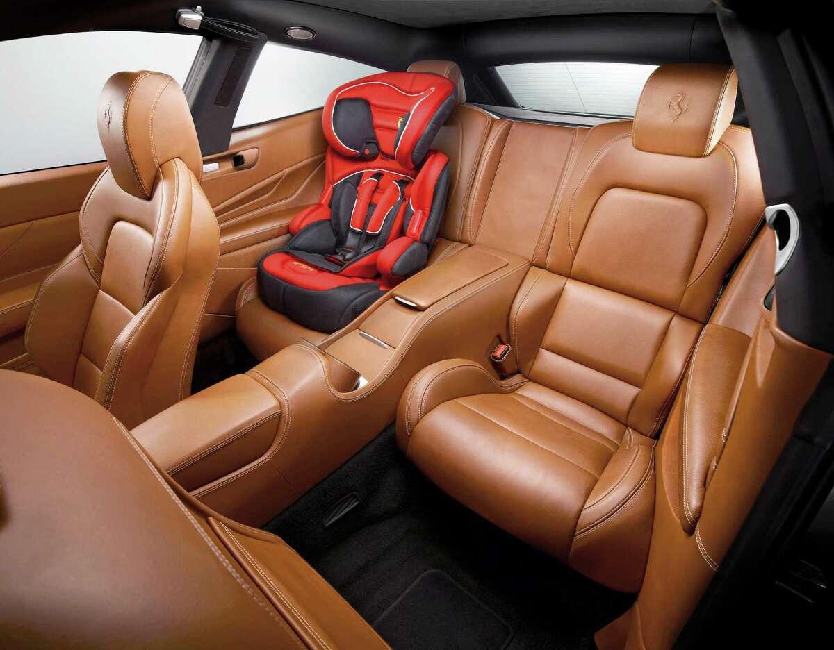 Only 300k For Ferrari S Family Car