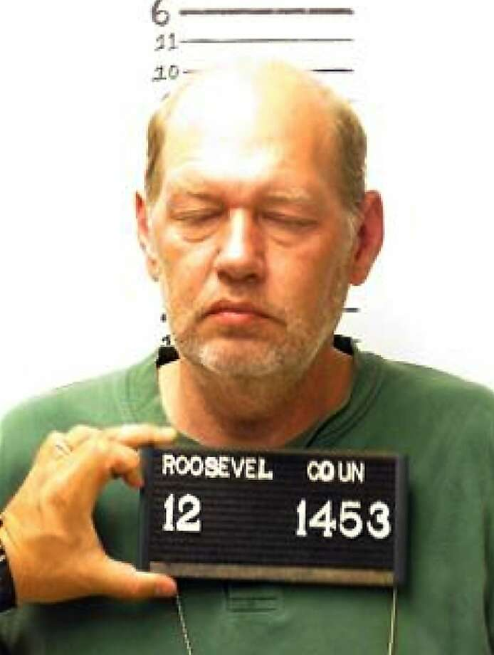This undated photo by provided by the Roosevelt County Sheriff''s Department in Billing, Mt., shows 52-year-old Lloyd Christopher Danielson from Washington state who is charged with felony assault with a weapon in a seemingly-random weekend shooting that injured a man from West Virginia. The victim told authorities he was working on a memoir about kindness. (AP Photo/Roosevelt County Sheriff''s Department) Photo: Associated Press
