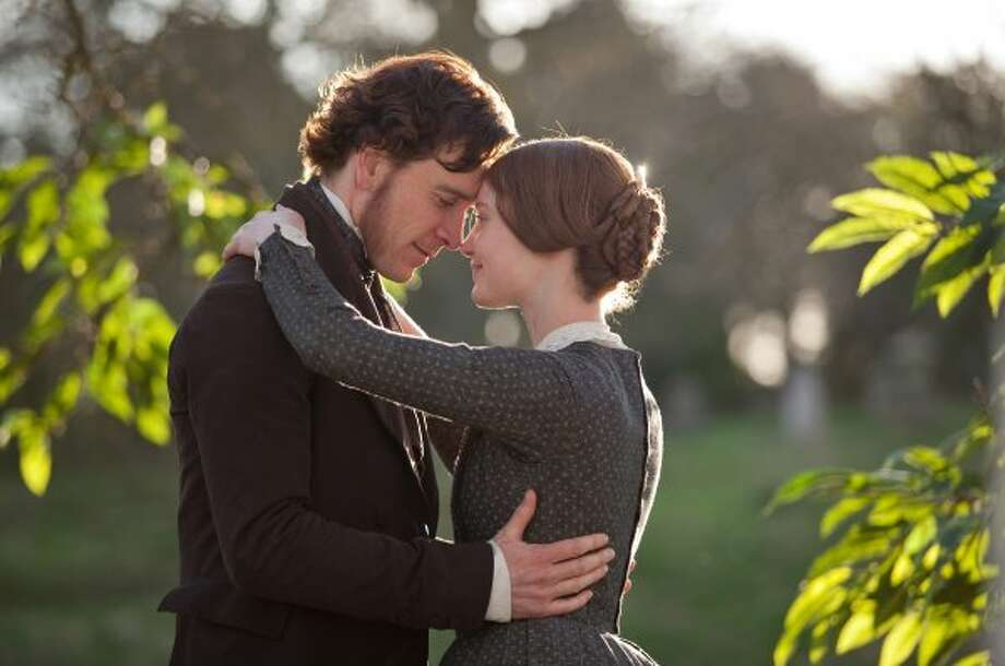 """Jane Eyre"" (2011) – Driven from her post at Thornfield House by her love for her brooding employer and his secret past, young governess Jane Eyre reflects on her youth and the events that led her to the misty moors in this artful adaptation of Charlotte Brontë's novel. Available June 16"