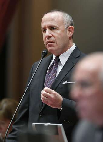 State Senate President Pro Tem Darrell Steinberg says Prop. 63 has not been sufficient. Photo: Rich Pedroncelli, Associated Press