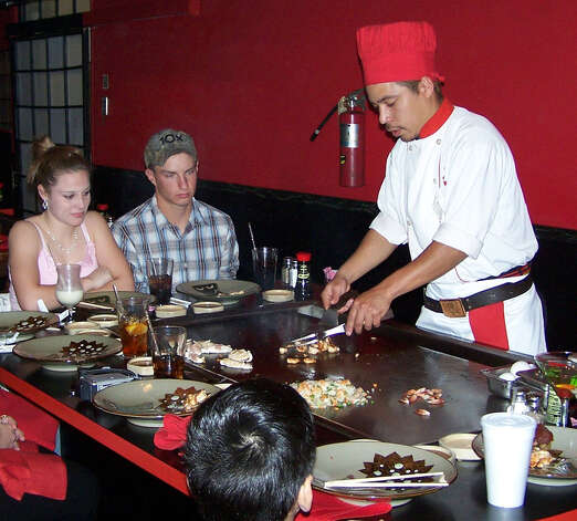 When you register for the Benihana Chef's Table, you get a $30 birthday certificate and kids get a birthday mug. Learn more here. Photo: Larry D. Moore/Wikimedia Commons