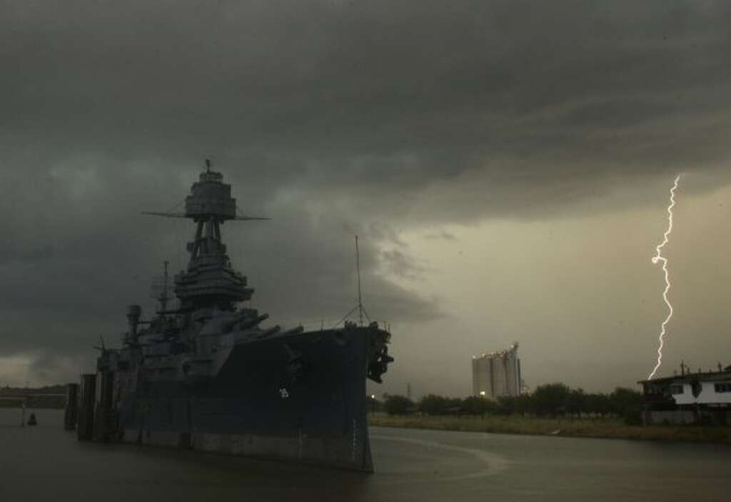 Battleship Texas closed until further notice, crews working to ...
