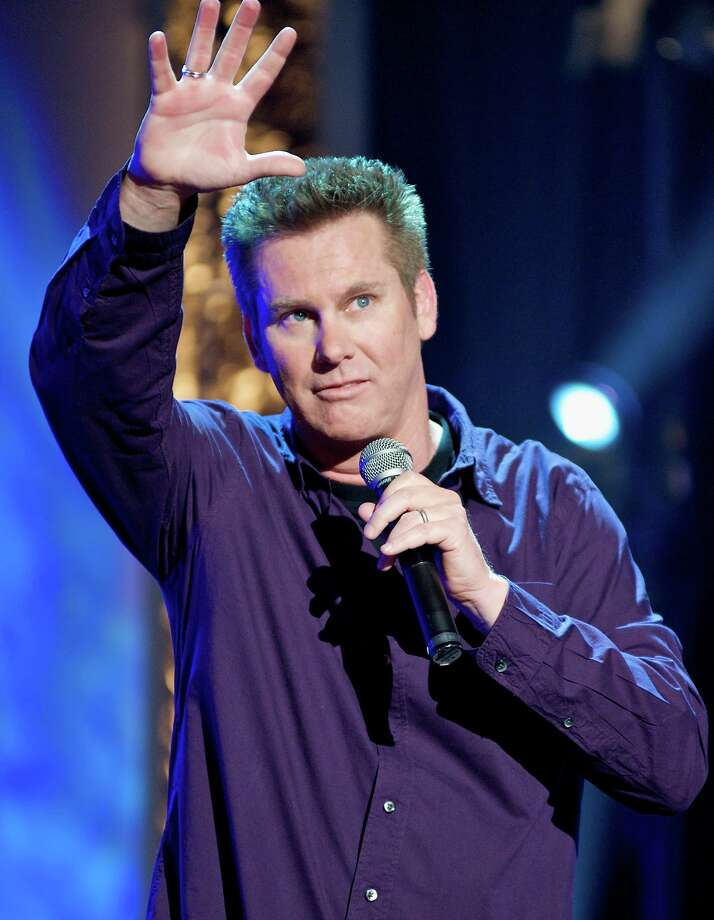 Comedian Brian Regan Photo: Courtesy Brian Friedman