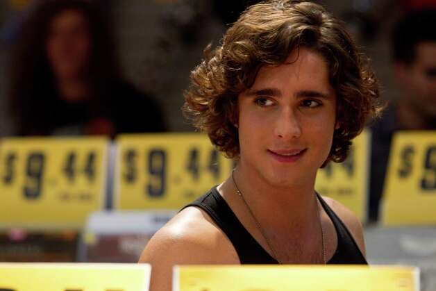 "ROA-010650 DIEGO BONETA as Drew Boley in New Line Cinema's rock musical ""ROCK OF AGES,"" a Warner Bros. Pictures release. Photo: David James / © 2012 Warner Bros. Entertainment Inc.  All Rights Reserved."