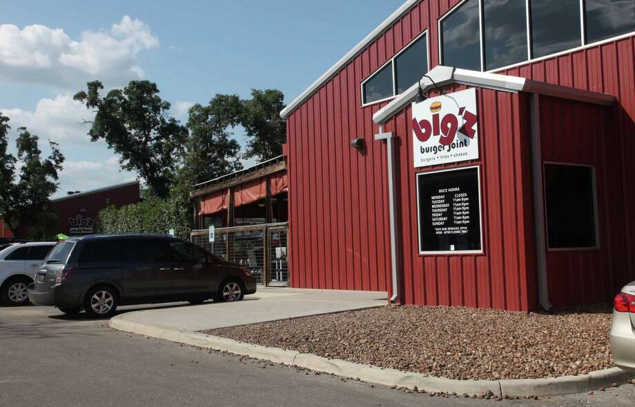 Weissman is also part owner of his family's restaurant Big'z Burger Joint. Photo: Juanito M.Garza, San Antonio Express-News / San Antonio Express-News