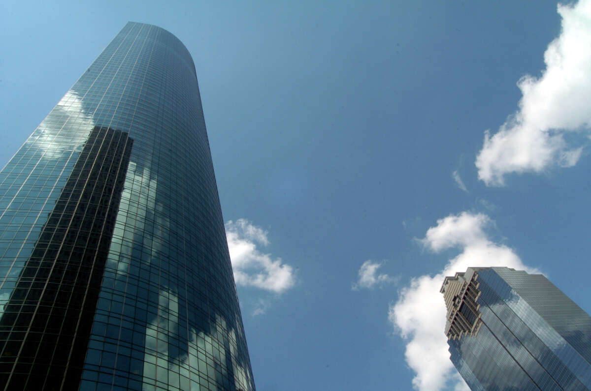 Houston has the second-tallest building in Texas, too: The 992-foot Wells Fargo Plaza.