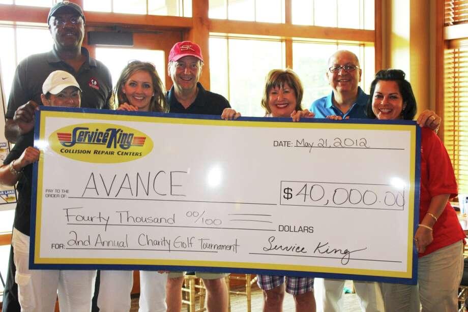 Service King raises $40,000 for AVANCE families - Houston